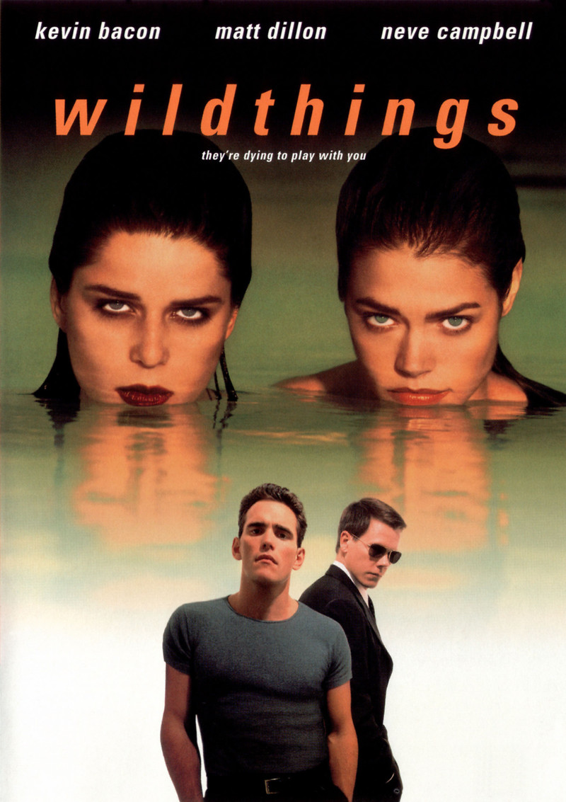 Wild Things DVD Release Date