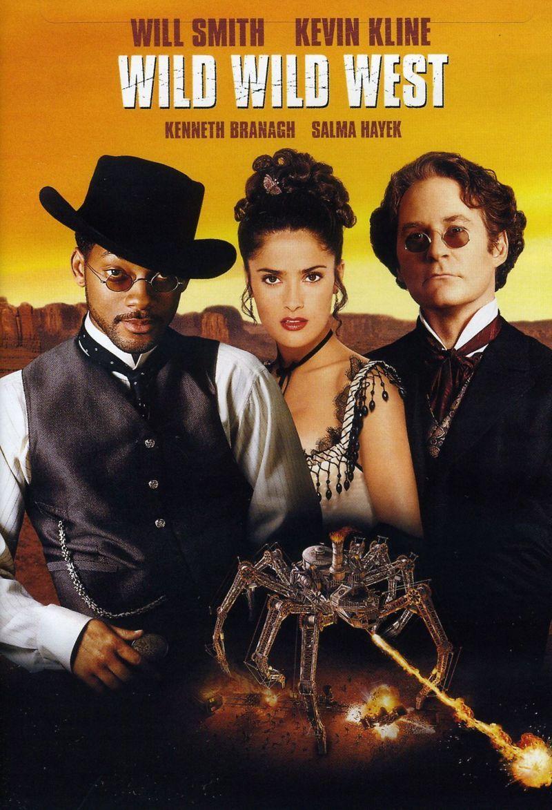 Wild Wild West DVD Release Date