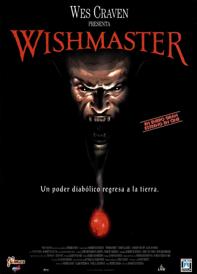 the wishmaster movie download