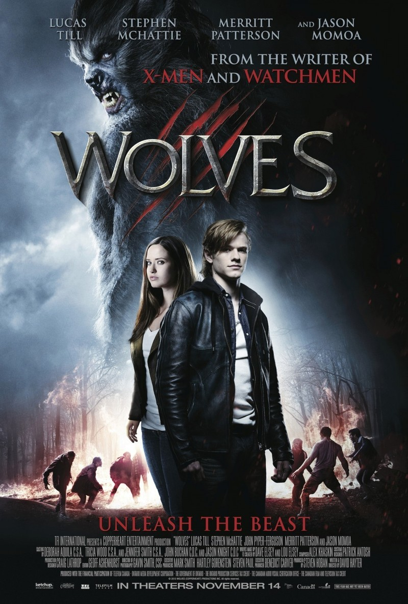 New Dvd Releases Today: Wolves DVD Release Date January 20, 2015