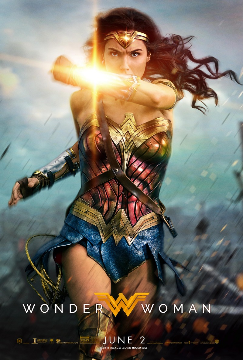 Wonder Woman DVD Release Date September 19, 2017