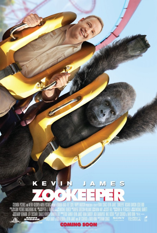 Zookeeper DVD Release Date October 11, 2011
